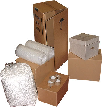 Affordable Packing Materials. House Moving Packing Materials.